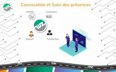 Modules «convocation» et «suivi des présences» : La réponse Wayzz aux enjeux stratégiques du transport BPE