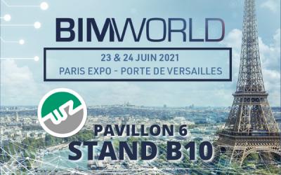 Wayzz présent au BIMWORLD PARIS le 23 et 24 Juin 2021